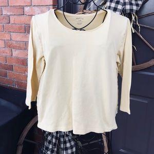 Women's Pullover Long Sleeve Shirt VINTAGE